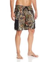Plavky - kraťasy Wilderness - Mossy Cargo Board Shorts