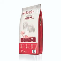 Granule Fitmin medium senior - 15 kg