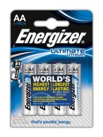 Baterie Energizer Lithium AA 4ks